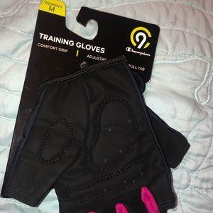 CHAMPION training gloves NWT💓